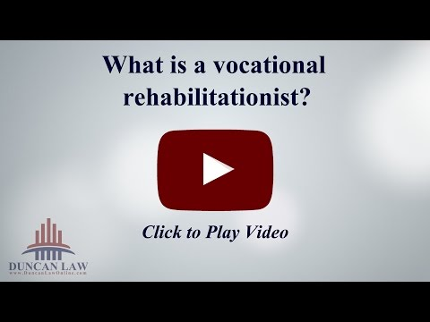 What Is Vocational Rehabilitation in Workers' Compensation?