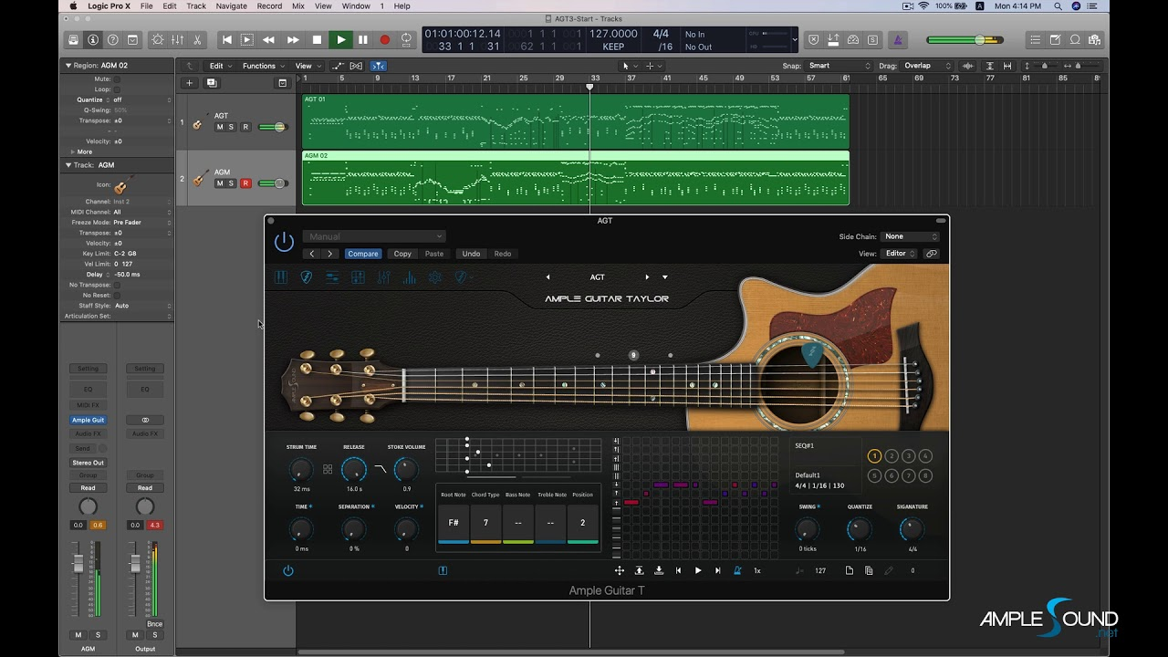 Ample Sound announce V3 0 Update to their engine - Sample Library Review