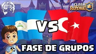 CR WORLDS - NICARAGUA VS TURQUIA - KManuS88 - Clash Royale