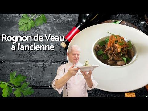 Comment faire le rognon de veau sauce moutarde l 39 ancienne fa on eric secret de cuisine youtube - Comment cuisiner les rognons de veau ...