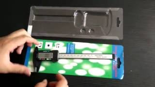 Calibrador Vernier Pie De Rey Lcd Digital Micrometro 150mm Teléfono y WhatsApp 3194021640