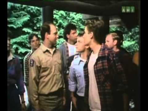 Danger Bay S5E10: Fire Jumper