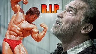 Franco Columbu R.I.P - MESSAGE FROM ARNOLD SCHWARZENEGGER
