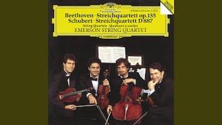 Schubert: String Quartet No.15 in G, D.887 - 1. Allegro molto moderato