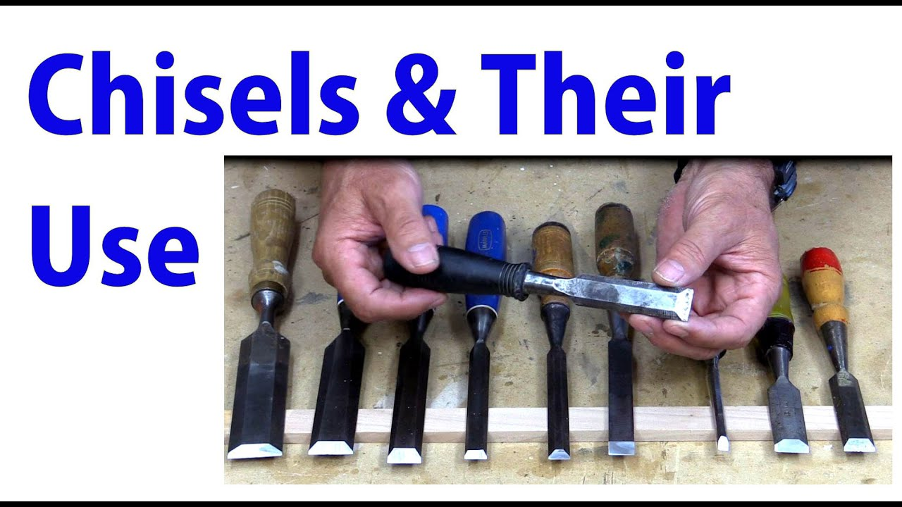 Best Woodworking Chisels For Beginners