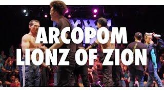 ARCOPOM LIONZ OF ZION o Finale 2017