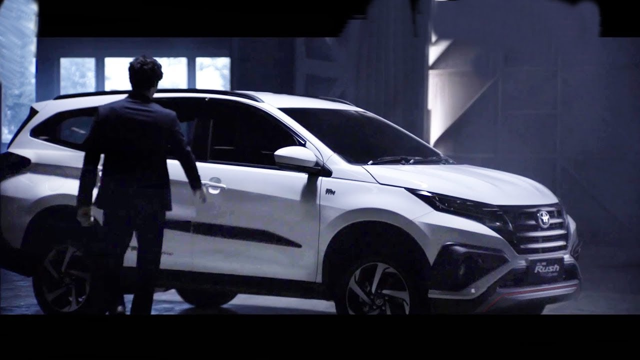 grand new avanza vs all rush toyota yaris trd limited 2018 interior exterior and drive youtube