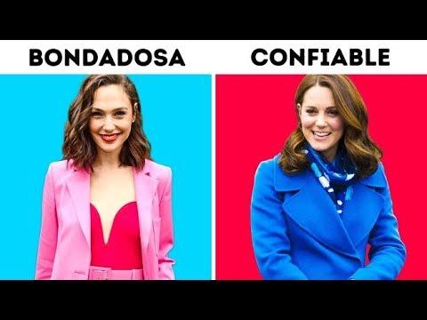 Los psicólogos revelaron lo que estos 12 colores dicen de tu personalidad