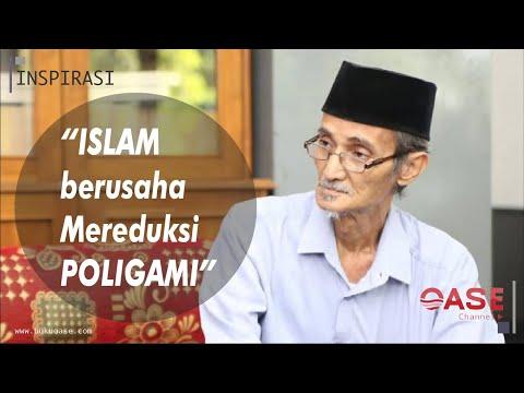 Poligami Tradisi Islam? -  KH. Husein Muhammad