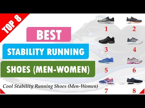 Best Stability Running Shoes: 8 Top Stability Running Shoes Reviewed in 2019