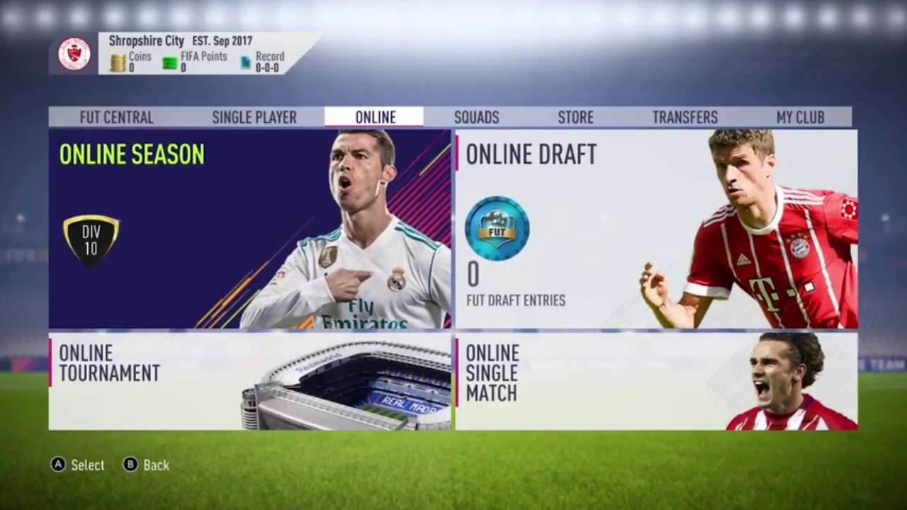Fifa  Ps Ultimate Team Gameplay