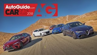 2018 AutoGuide.com Car of the Year: Which Car Will Win?