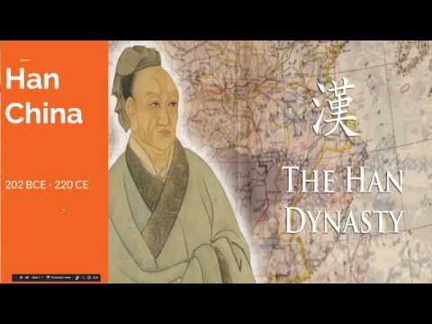 Han Dynasty in China