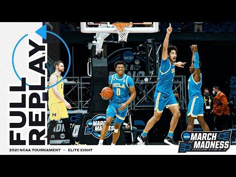 UCLA vs. Michigan: 2021 Elite Eight | FULL GAME