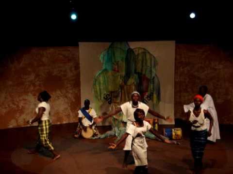 Grupo Teatro do Oprimido Bissau _ Guiné Bissau