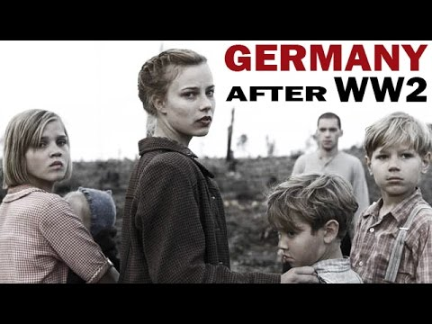 Germany After WW2 | A Defeated People | Documentary on Germany in the Immediate Aftermath of WW2