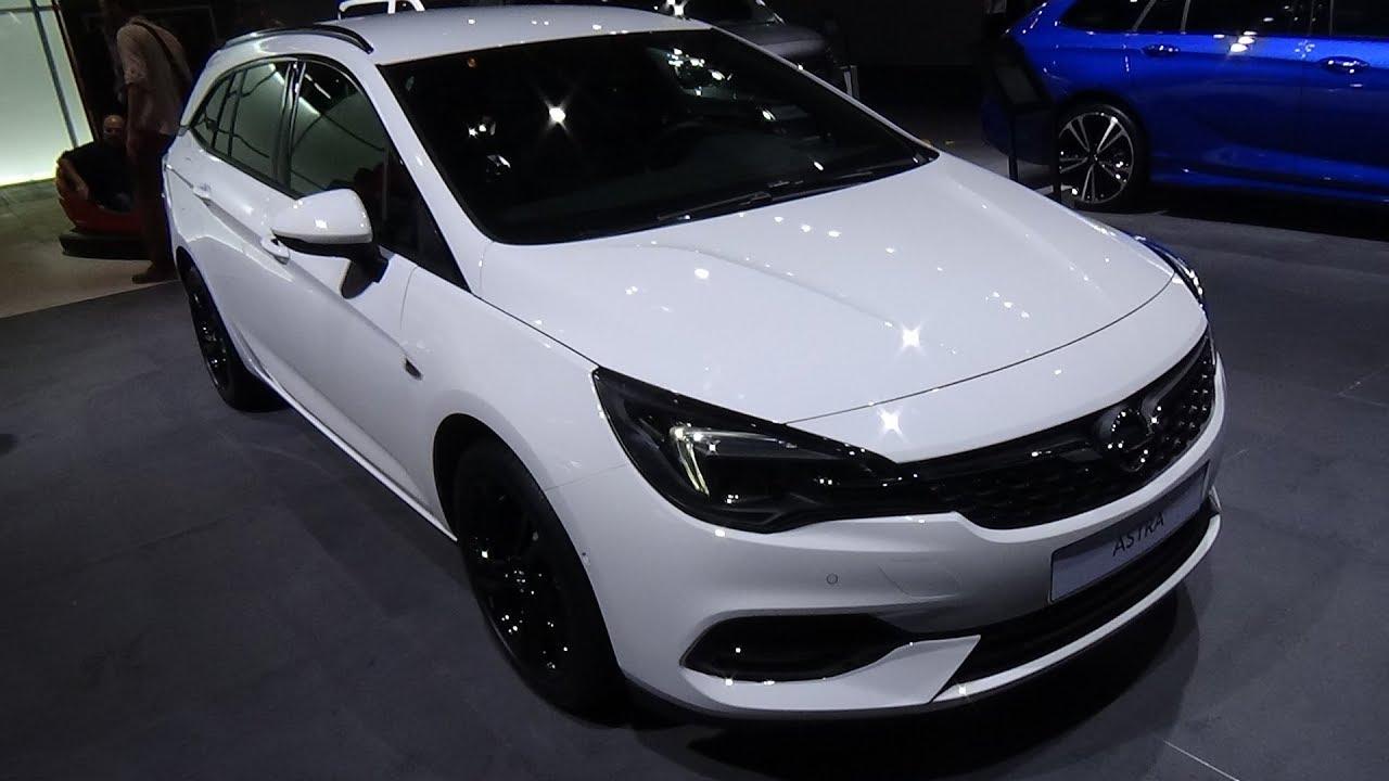 2020 Opel Astra Sports Tourer Gs Line Exterior And Interior Iaa Frankfurt 2019