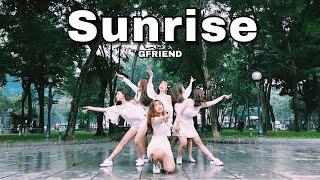 [KPOP IN PUBLIC CHALLENGE] GFRIEND(여자친구) - Sunrise(해야) | Dance cover by Fiancée | Vietnam