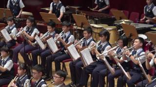 DAAN JUNIOR HIGH SCOOL BAND 2017/02/23 09:30 National Concert Hall,...