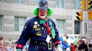 Cop Disciplined For Being A Clown