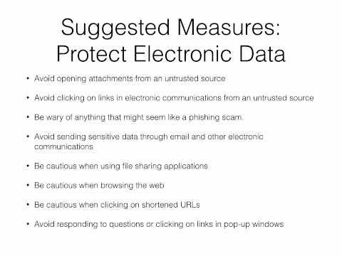Information Security Presentation