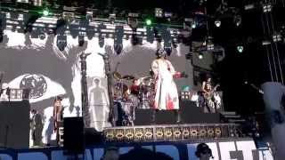 Alice Cooper - Feed My Frankenstein Live @ Tuska Open Air, Helsinki 28.6.2015