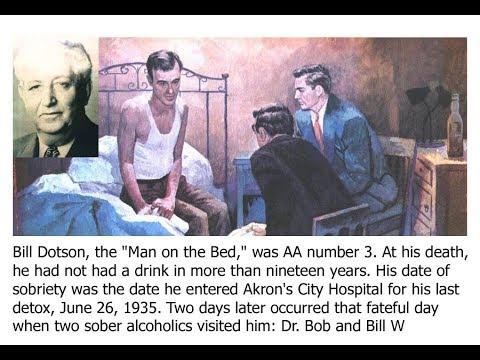 "AA ""Bigbook"" Pg 182 - 192  Number 3 - Bill D."