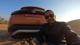 Tata Harrier Off-Road Dune Bashing - CAPABLE! (Hindi + English)