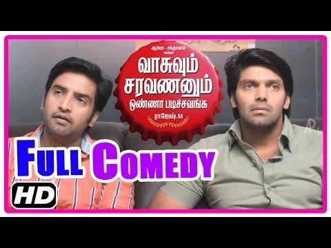 VSOP Tamil Movie | Full Comedy | Scenes | Part 1 |  Arya | Santhanam | Tamanna | Bhanu | Vidyullekha