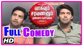 VSOP Tamil Movie | Full Comedy | Scenes | Part 1 |  Arya | Santhanam | Tamanna | Bhanu | Vidyullekha