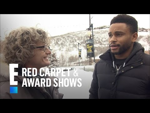 "Nnamdi Asomugha Talks ""Crown Heights"" at Sundance 