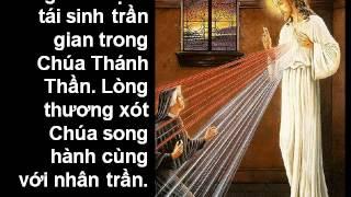 Con Xin Tôn Vinh Lòng Thương Xót Chúa