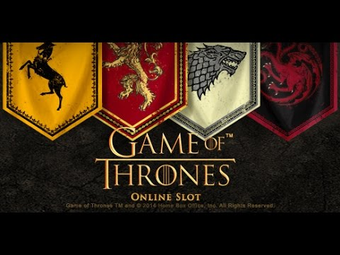 online slot game of thrones