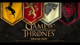 Game of Thrones Online Video Slot - Roxy Palace(If you're a fan of kings and queens, dwarfs and dragons, knights and noblemen, buckle up for a wild ride as you head to Westeros with the all-new Game of ..., 2014-11-24T16:58:41.000Z)