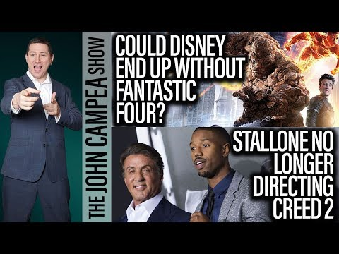 Hugh Jackman Is Done As Wolverine, Stallone Out As Creed 2 Director - The John Campea Show