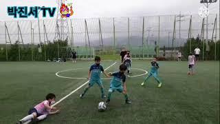 2021.6.12 레알K FC VS. 포항 위너 FC / 2~3학년 연습경기 1