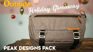 Holiday Giveaway: Peak Design Sling