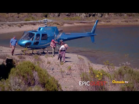 Fly Fishing in the Shadow of Mount Kenya | EpicQuest