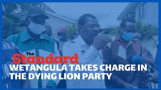Rift in Ford Kenya Party widens as Wetangula kicks out Wamunyinyi allies in the party