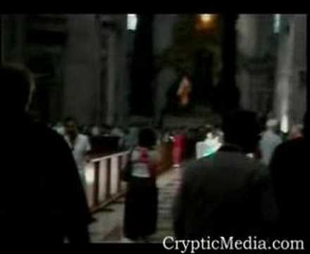 Vatican City Ghost