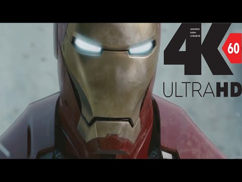 [4k][60FPS] Iron Man Terrorists Fight Scene 4K 60FPS HFR[UHD] ULTRA HD thumbnail