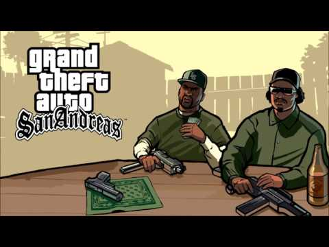 GTA San Andreas OST: Home Invasion/Ryder's Theme [Extended] [Perfect loop]