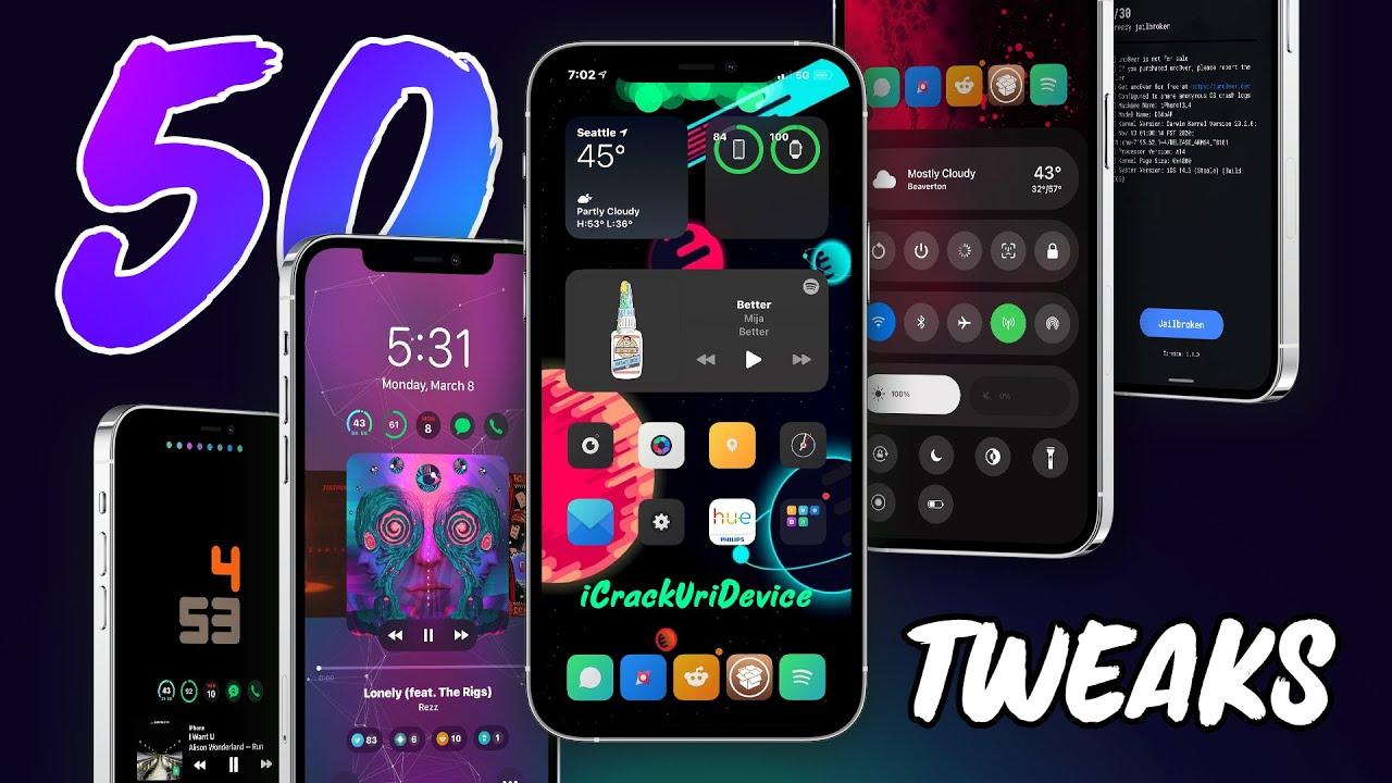 jailbreak ios 14.3-14.2 iphone 7 / 7 plus