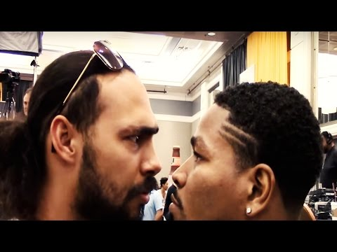 SHAWN PORTER VS. KEITH THURMAN -OFFICIAL MARCH 12 (PREMIER BOXING CHAMPIONS)