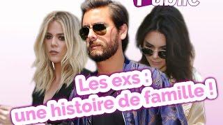 Kendall Jenner  et Khloé Kardashian: Super sexy pour une sortie resto avec Scott Disick !