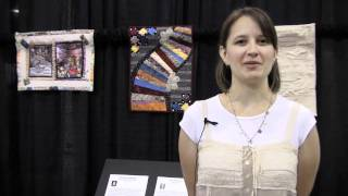 Metro Modern Quilt Guild Display
