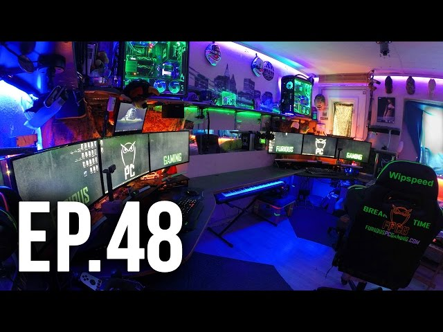 Room Tour Project 48 - Best Gaming and Desk Setups