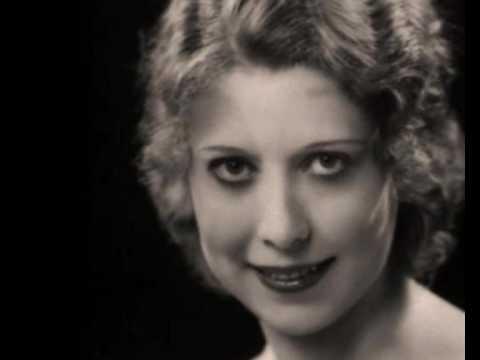 Annette Hanshaw - True blue Lou (1929).wmv