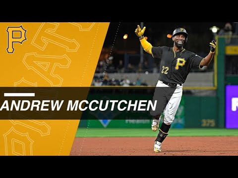 McCutchen's best Pirates Moments