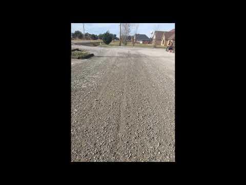 Gravel Dog ATV and UTV Land Planer